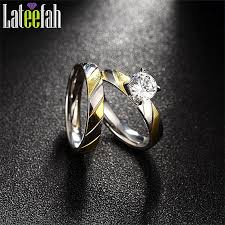 bluelans wedding band ring stainless steel matte ring compare prices on stainless steel plain wedding bands