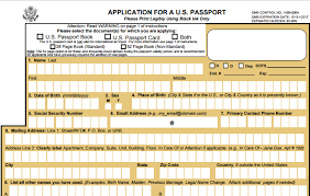 the definitive u s passport application guide for first timers