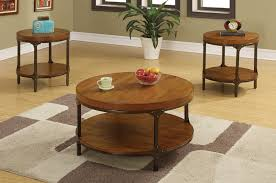 Rustic Coffee Tables With Storage - diy round rustic coffee table new lighting really attractive