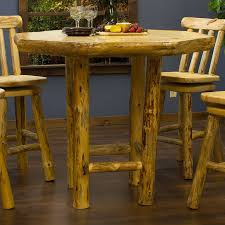 rustic pub tables and chairs u2014 expanded your mind rustic bar