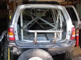 jeep prerunner 2004 wj grand cherokee jeepspeed prerunner