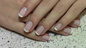perfect french manicure diy french manicure французский