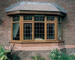 bay window conversion elegant black glass pantry door kitchen