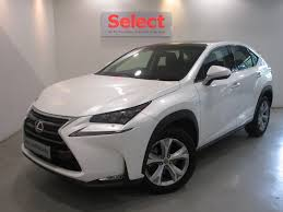 toyota lexus pre owned toyota lexus nx300h luxury s r pre owned cars select by ppsl