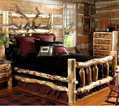 Cabin Bedroom Furniture Log Cabin Bedroom Furniture Home Designs Ideas