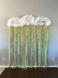 halloween photo booth background rainbow and unicorn photo booth hazel u0027s 2nd birthday pinterest