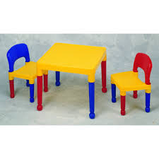 table and chairs plastic classical kids study table chair set 8809 super kids