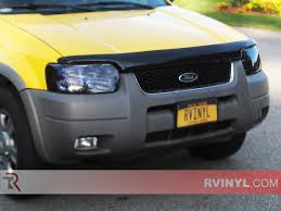 ford escape rtint ford escape 2001 2004 headlight tint film