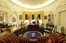 photos us white house fan builds 150 000 replica of oval office