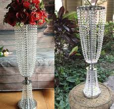 Artificial Flowers In Vase Wholesale Wholesale Wedding Table Decoration For Artificial Silk Flowers