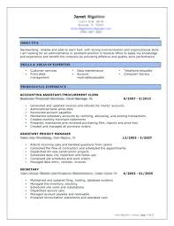 sample office administrator resume assistant manager resume sample