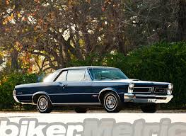 Pontiac Muscle Cars - the first muscle car pontiac gto bikermetric