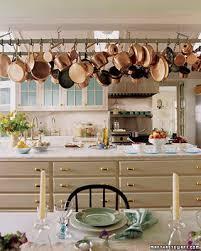 Kitchen Hanging Pot Rack by Kitchen Planning And Design Pot Racks