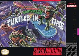 teenage mutant ninja turtles teenage mutant ninja turtles iv snes super nintendo