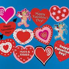 valentines decorations decorations decorations craft kits and