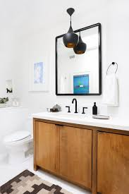 How To Put A Frame Around A Bathroom Mirror by Orcondo Kitchen U0026 Bathrooms Emily Henderson