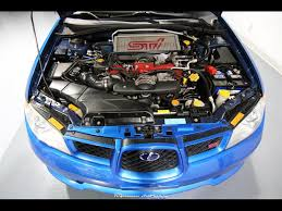 subaru impreza turbo engine 2007 subaru impreza wrx sti