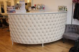 Salon Reception Desk White White Salon Reception Desk Brubaker Desk Ideas