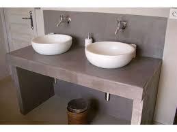 beton ciré mur cuisine salle de bain beton cire blanc ctpaz solutions à la maison 5 jun
