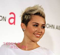 what is the name of miley cyrus haircut cona news and photos perez hilton