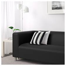 Sofa Furniture Klippan Loveseat Vissle Gray Ikea