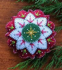 best 25 felt ornaments ideas on