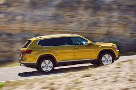 volkswagen jeep the 2018 volkswagen atlas finally solves vw u0027s america problem