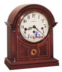 Ridgeway Grandfather Clock Ebay Howard Miller Barrister Mantel Clock 613 180 613180 42 Off Ebay