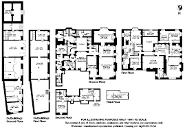 Ancient Roman Villa Floor Plan by Whitestaunton Chard Somerset Ta20 7 Bed Detached House 6 250 000