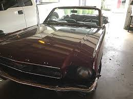 mustang t5 1966 t5 convertible mustang original used ford mustang for