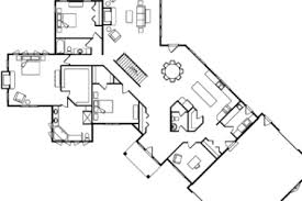 20 one story open floor plan homes one story floor plans one