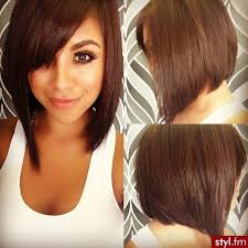 picture long inverted bob haircut 10 chic inverted bob hairstyles easy short haircuts popular