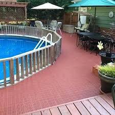 exterior ideas cool of outdoor patio floor tiles with interlocking