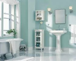 ideas for bathroom paint colors painting color ideas bathroom with white drapery and light blue