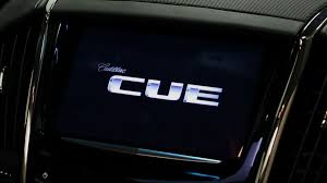 cadillac srx cue system cadillac cue controls review consumer reports