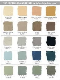 category paint color palette home bunch u2013 interior design ideas