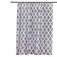 Gray Shower Curtain Liner Online Shop 180x180cm Designer Mildew Free Water Repellent Fabric