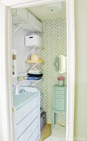 Small Bedroom Closet Design 20 Small Walk In Closet Ideas Makeovers The Happy