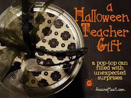 Gift Halloween by Surprise Halloween Craft Idea With A Can Live Craft Eat