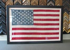 American Flag Backdrop A True Statement Piece For A Client U0027s Home This American Flag Is