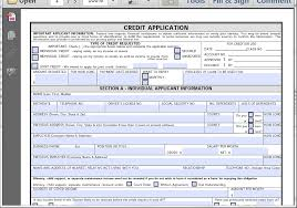 Appphotoforms Collect Credit Applications Online With Formstack Webmerge