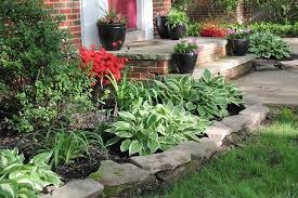 Flower Bed Plan - simple small flower bed ideas for backyard best house design