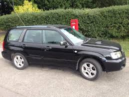 forester subaru 2003 used 2003 subaru forester xt turbo for sale in maidenhead