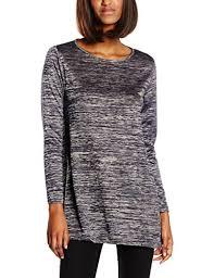 new look women u0027s space dye swing tunic long sleeve top authenz shop