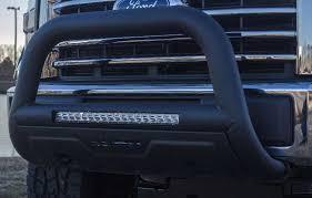 2015 jeep cherokee light bar lund jeep wrangler jk bull bar with led light bar black 2007 2008