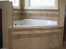 Bathroom Tiles Decorating Ideas Ideas by Corner Garden Tub Decorating Ideas Home Outdoor Decoration
