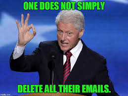 Clinton Memes - one does not simply bill clinton memes imgflip