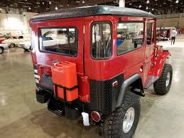 jeep hardtop custom 1970 toyota fj40 for sale 1993826 hemmings motor news