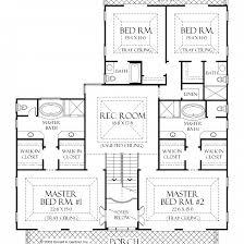 dual master bedroom floor plans dual master bedrooms dual master bedroom floor plans bedrooms for