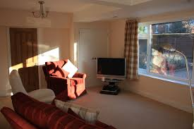 Convert Garage To Living Space by Garage Conversion Creating A Living Room And Shower Room L